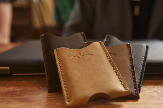 Saddleback Leather Wallet sleeve collection