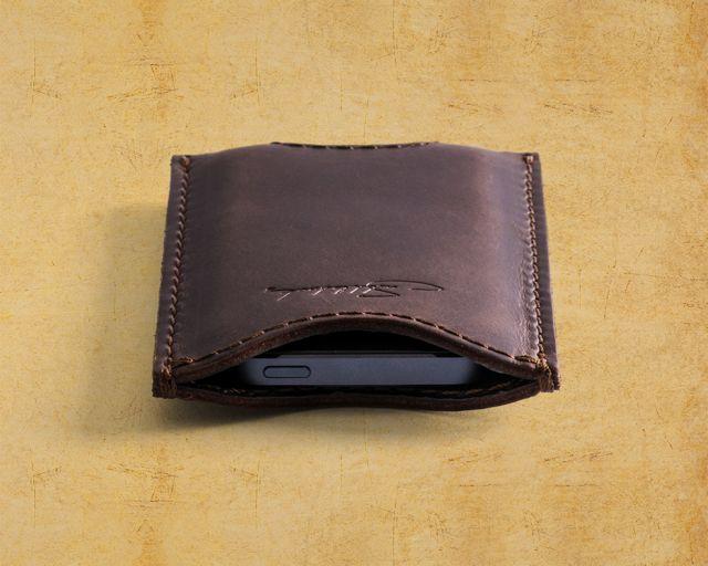 Saddleback Leather Iphone Case