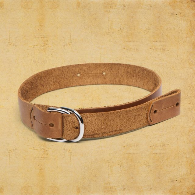 Saddleback Leather large utility strap in tobacco brown