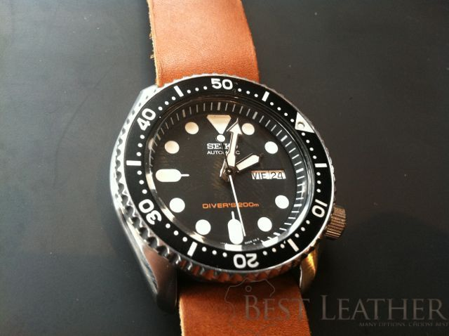 Best Leather Watch Straps - AskMen