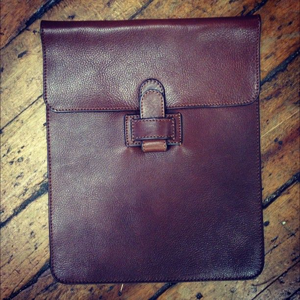Leather-Ipad-Case-by-Frank-Clegg