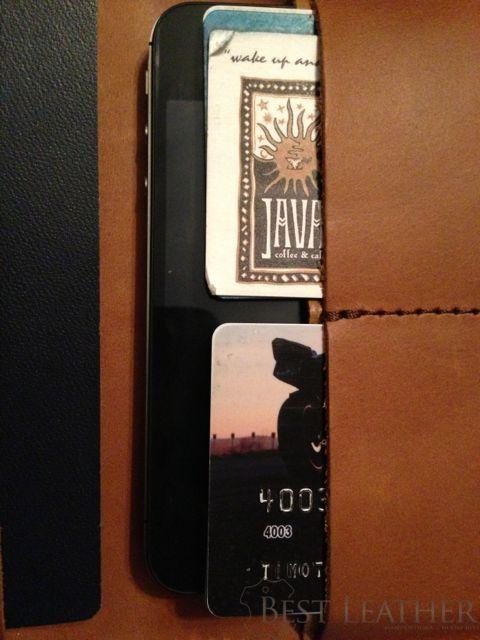 Saddleback Leather RFID Passport case2
