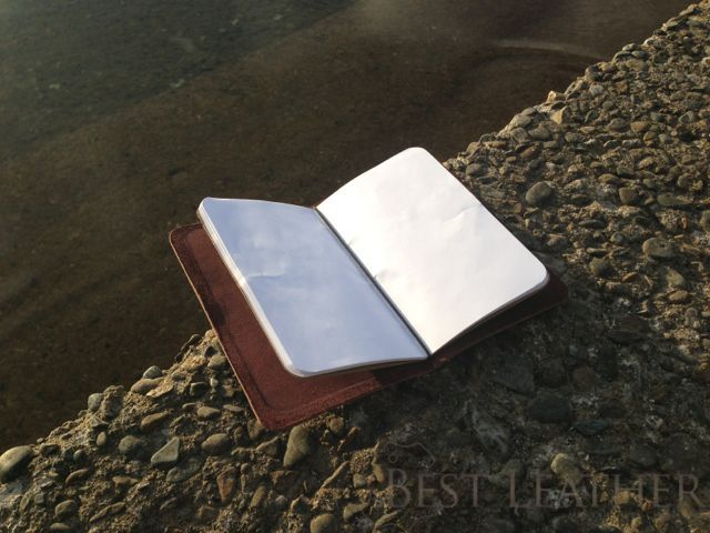 Davis Leather Field Notes Leather Cover02