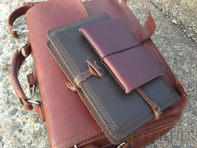 Davis Leather Field Notes Leather Cover07