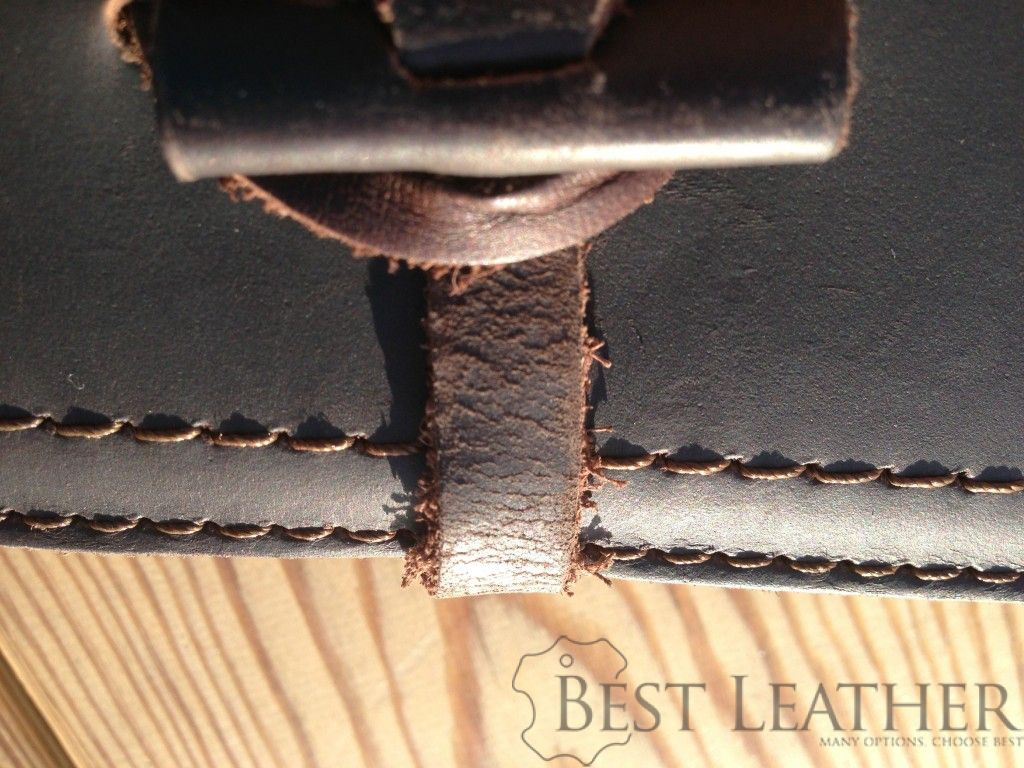 Saddleback Leather Medium Bible Cover04