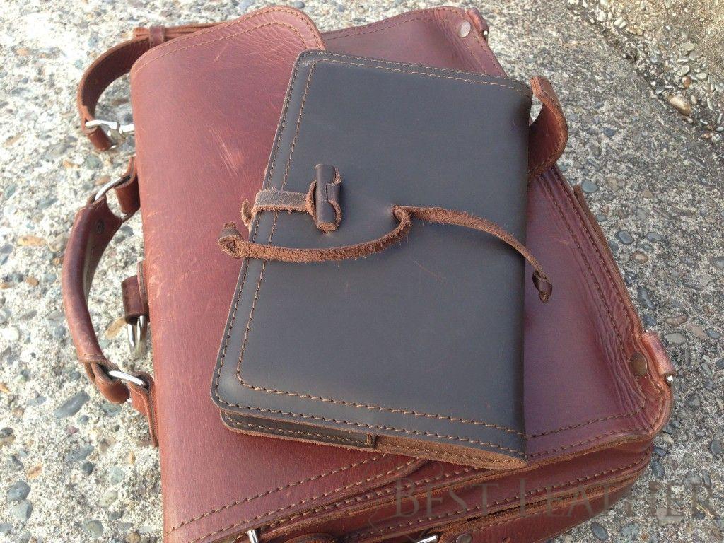 Saddleback Leather Medium Bible Cover08