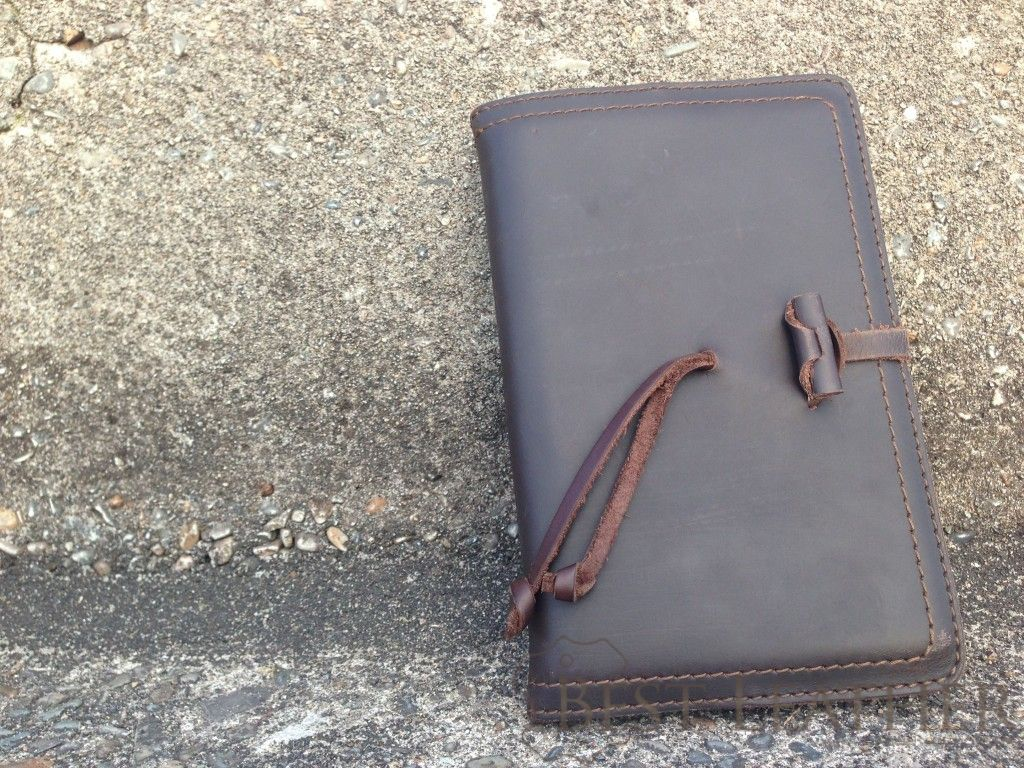 Saddleback Leather Medium Bible Cover09