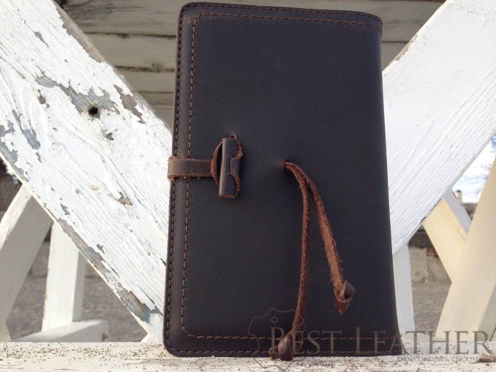 Saddleback Leather Medium Bible Cover11
