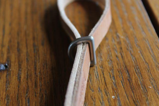 Tap & Dye Camera Leather Wrist Strap2