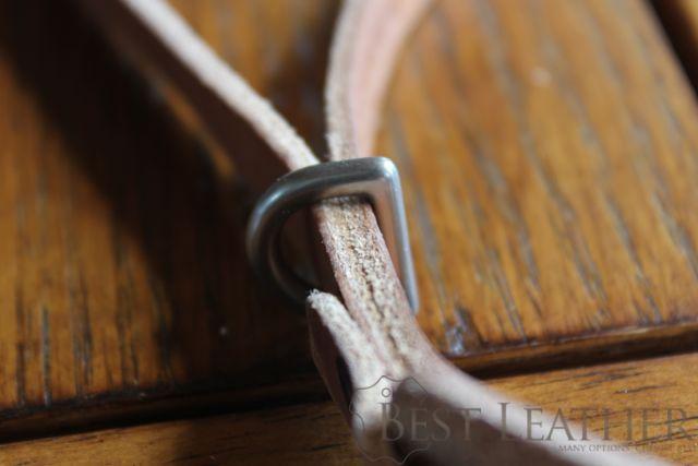 Tap & Dye Camera Leather Wrist Strap3