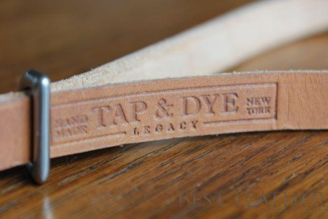 Tap & Dye Camera Leather Wrist Strap4