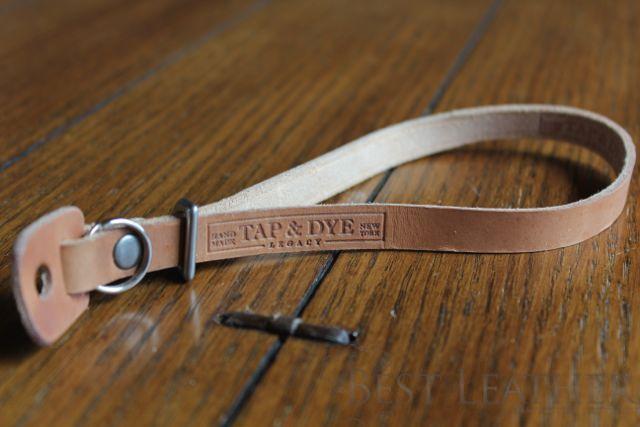 Tap & Dye Camera Leather Wrist Strap6