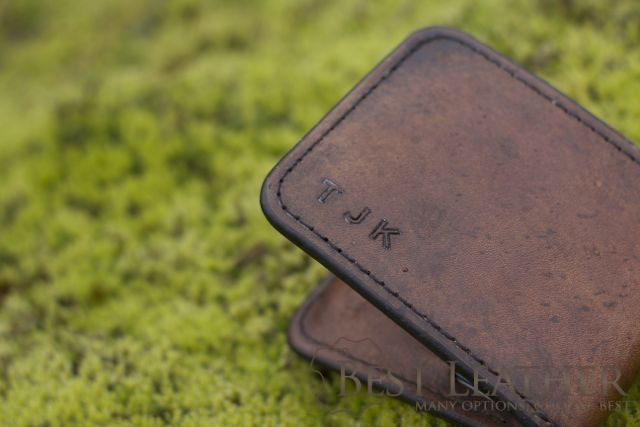 Blackthorn Leather Wallet Review2