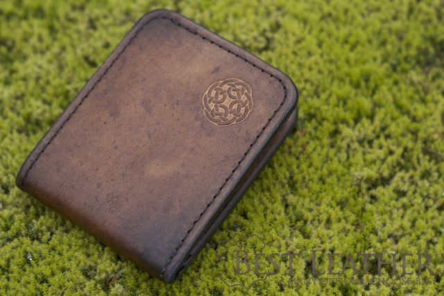 Blackthorn Leather Wallet Review6