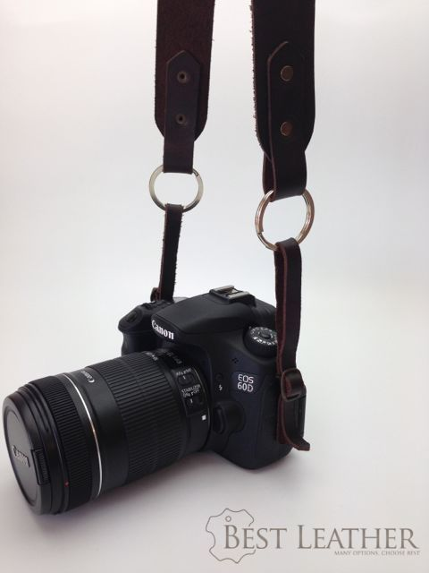 Viveo Leather Camera Strap Review4