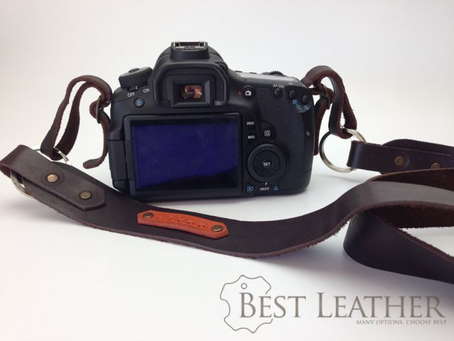 Viveo Leather Camera Strap Review6