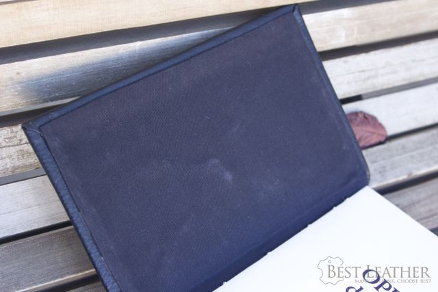 Opus Leather Journal Review2