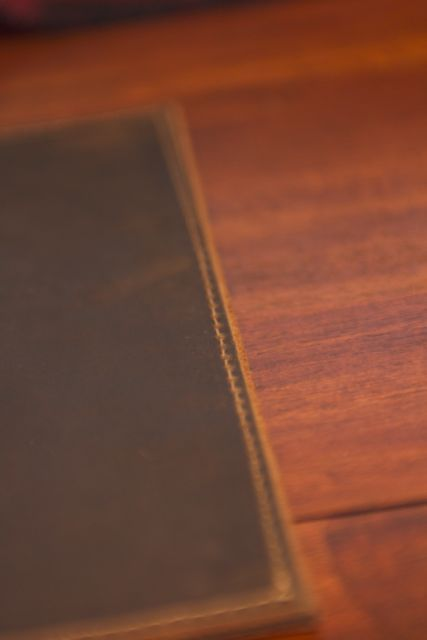 Urban Cow Leather Mouse Pad Review2