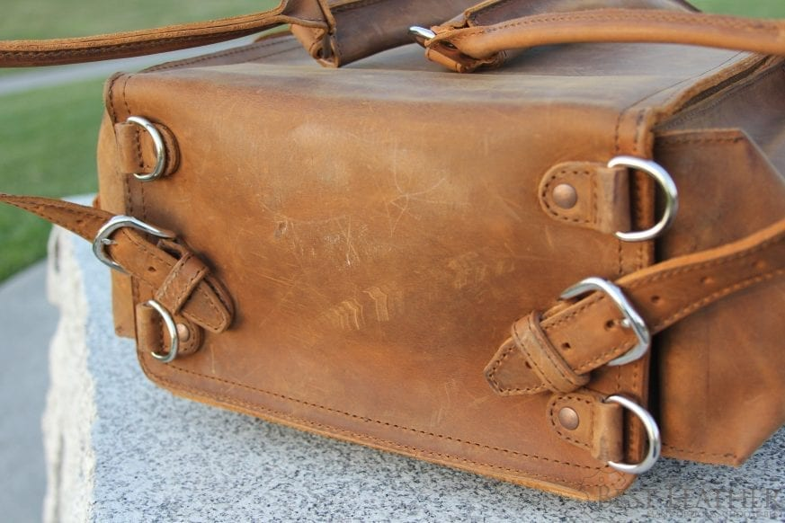 Saddleback Leather Squared Backpack Review02