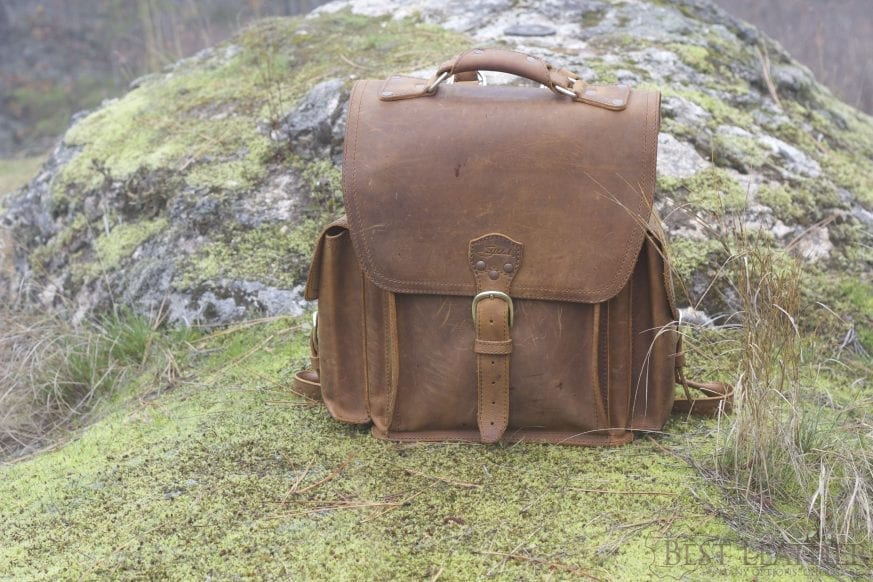 Saddleback Leather Squared Backpack Review03