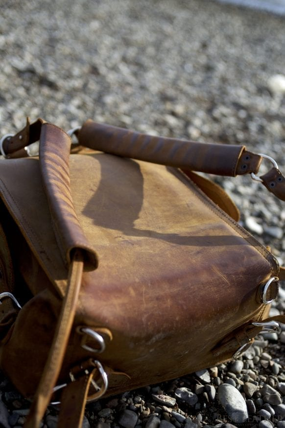 Saddleback Leather Squared Backpack Review05