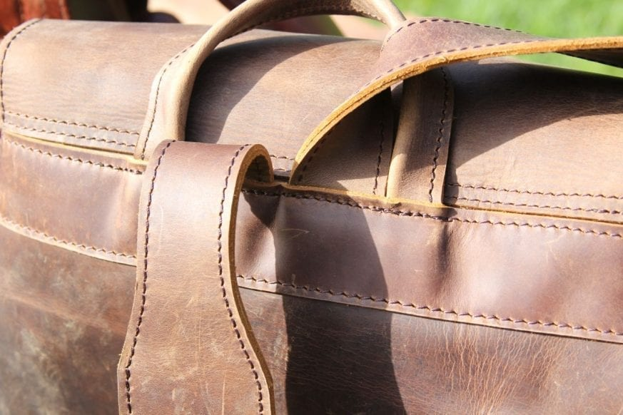 Saddleback Leather & Marlondo Leather Backpacks Review10