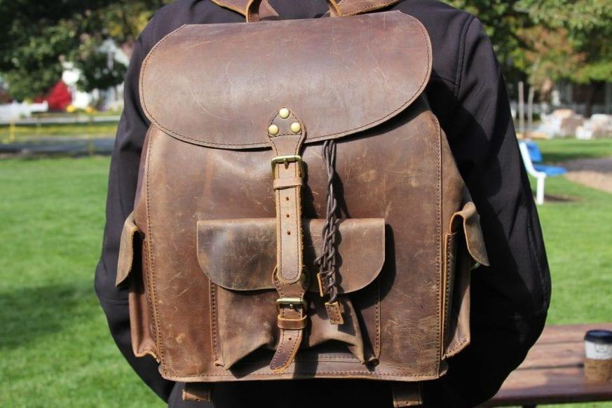 Saddleback Leather & Marlondo Leather Backpacks Review51