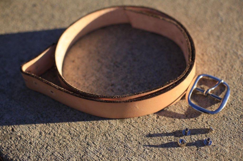 Woodnsteel Belt Review 5
