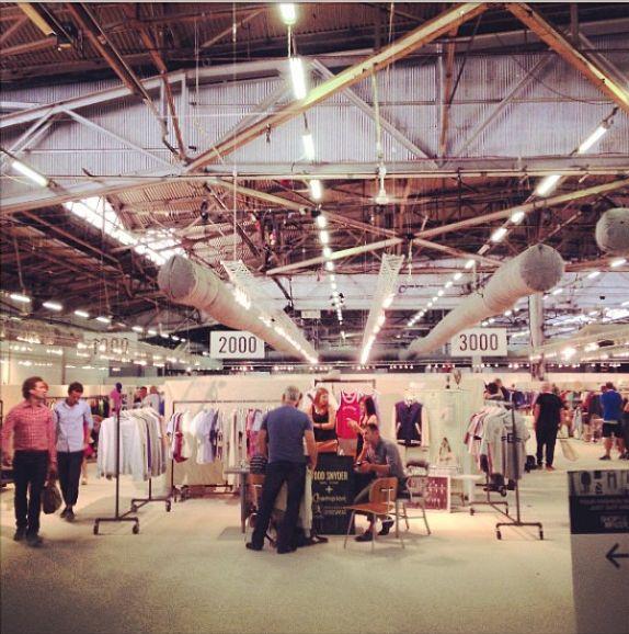 menswear tradeshow